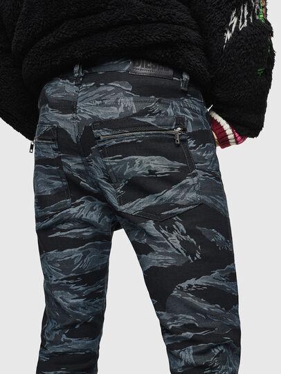 Diesel - D-Amny 0091R, Bleu Foncé - Jeans - Image 5