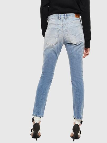 Diesel - Krailey JoggJeans 0099R, Bleu Clair - Jeans - Image 2
