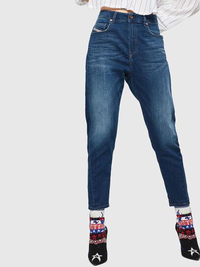 Diesel - Candys JoggJeans 069HC, Bleu Foncé - Jeans - Image 1