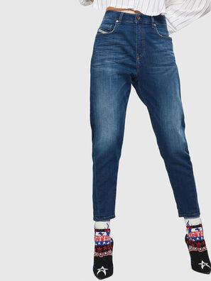 Candys JoggJeans 069HC, Bleu Foncé - Jeans