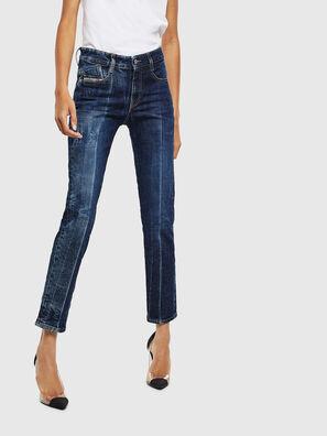 D-Rifty 0092X, Bleu moyen - Jeans