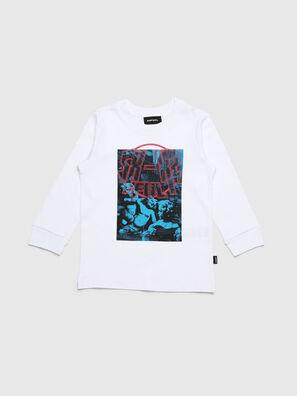TRAVEB-R, Blanc - T-shirts et Hauts