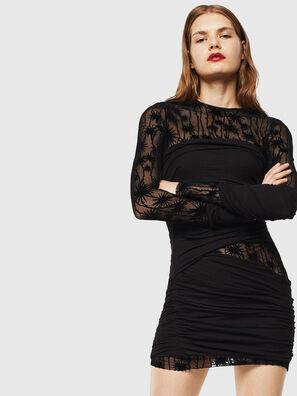 D-LARY, Noir - Robes