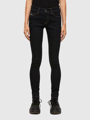 Slandy 009CW, Bleu Foncé - Jeans