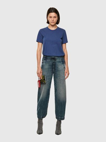 Diesel - Krailey JoggJeans® 069YG, Bleu moyen - Jeans - Image 6