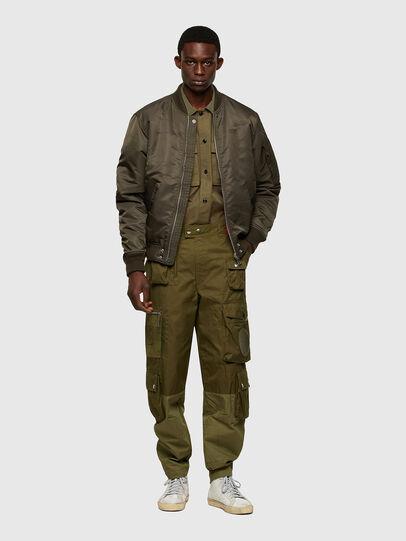 Diesel - P-CYAN, Vert Militaire - Pantalons - Image 6