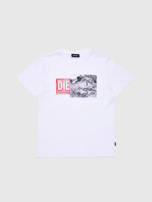 TJUSTXH, Blanc - T-shirts et Hauts
