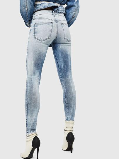 Diesel - Slandy 083AR, Bleu Clair - Jeans - Image 2