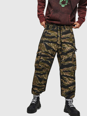 P-LUZAVIC-TIGERCAM,  - Pantalons