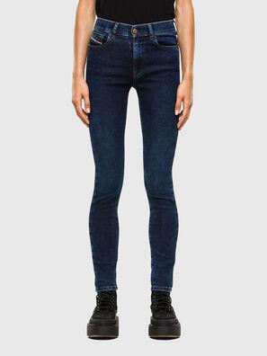 D-Roisin 009CY, Bleu Foncé - Jeans
