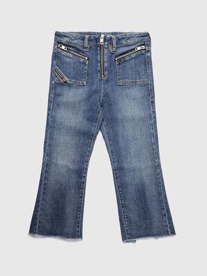 D-EARLIE-J, Bleu moyen - Jeans