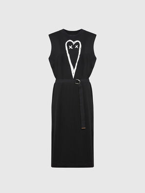 D-FAIRY, Noir - Robes