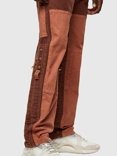 Diesel - D-Franky JoggJeans® 0DDAW, Marron - Jeans - Image 3