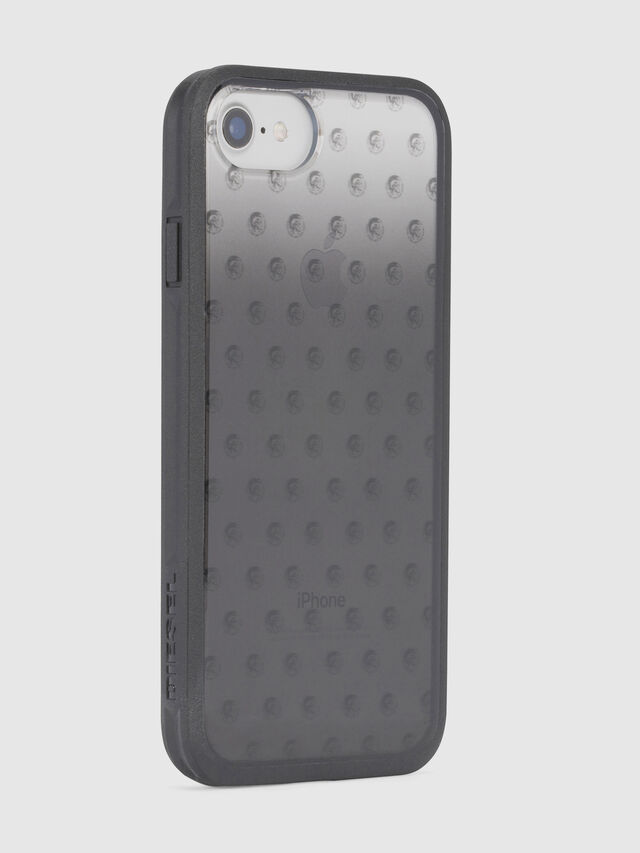 Diesel - MOHICAN HEAD DOTS BLACK IPHONE 8 PLUS/7 PLUS/6s PLUS/6 PLUS CASE, Noir - Coques - Image 6