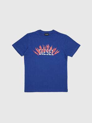 TDIEGOA10, Bleu - T-shirts et Hauts