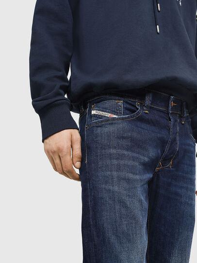 Diesel - Larkee 082AY, Bleu Foncé - Jeans - Image 3