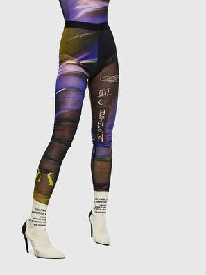P-ASRIN-D, Multicolore - Pantalons