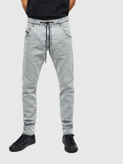Diesel - Krooley JoggJeans 069MH, Bleu Clair - Jeans - Image 3