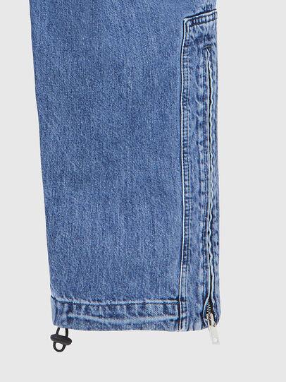 Diesel - D-Luks 009CL, Bleu Clair - Jeans - Image 3