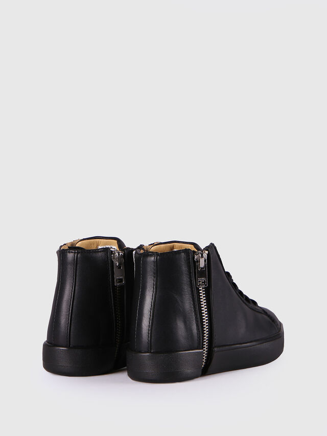 Diesel - SN MID 24 NETISH CH, Noir - Footwear - Image 3