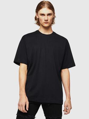 TEORIALE-X3, Noir - T-Shirts