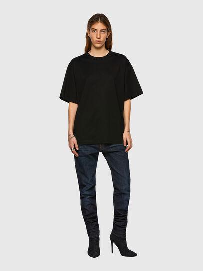 Diesel - T-SHARP, Noir - T-Shirts - Image 4