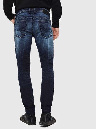 Diesel - Thommer JoggJeans 069IE, Bleu Foncé - Jeans - Image 2