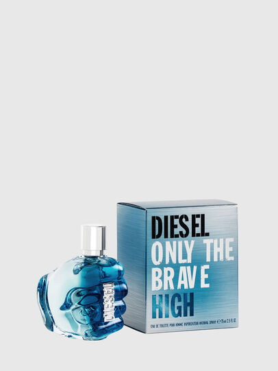 Diesel - ONLY THE BRAVE HIGH  75ML, Bleu Clair - Only The Brave - Image 1