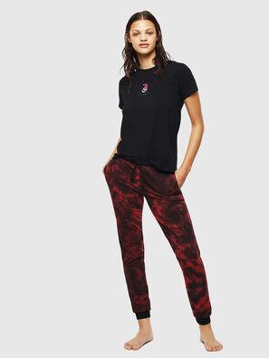 UFSET-SILYBYX, Noir/Rouge - Pyjamas