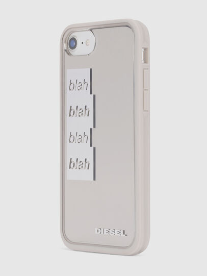 Diesel - BLAH BLAH BLAH IPHONE 8/7/6s/6 CASE, Blanc - Coques - Image 5