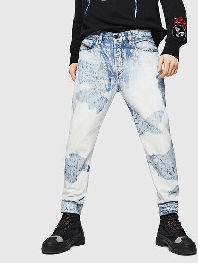 Diesel - Mharky 0890P, Bleu Clair - Jeans - Image 1