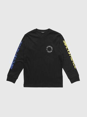 TJUSTLSY1, Noir - T-shirts et Hauts