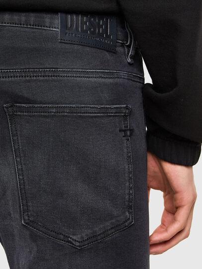 Diesel - D-Istort 069SB, Noir/Gris foncé - Jeans - Image 4