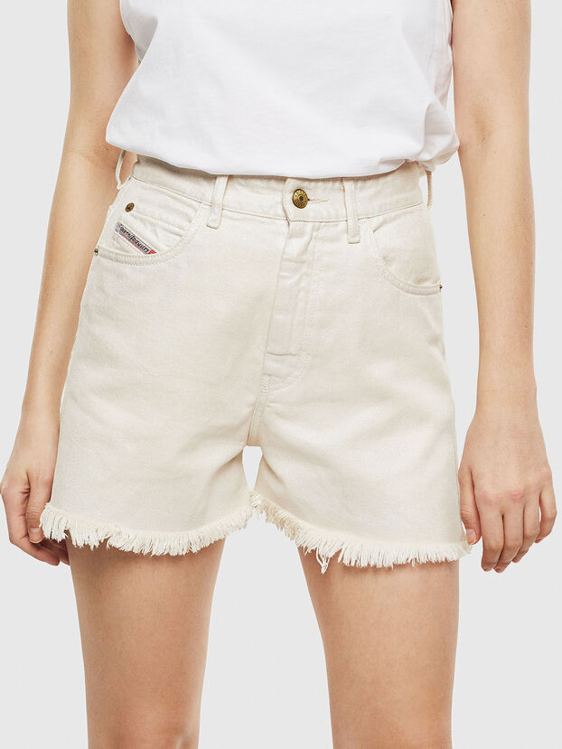 DE-EISELLE, Blanc - Shorts