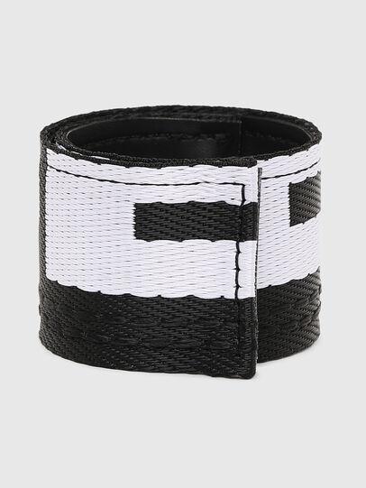 Diesel - A-MASER, Noir/Blanc - Bijoux et Gadgets - Image 1