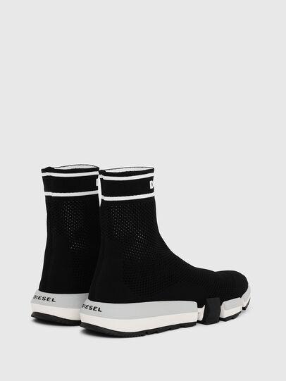 Diesel - H-PADOLA NET W, Noir - Sneaker - Image 3