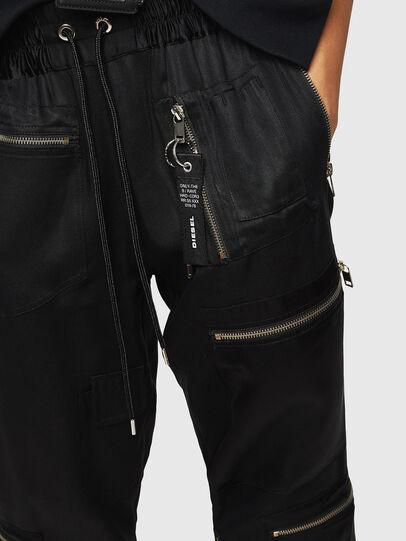 Diesel - P-LEX, Noir - Pantalons - Image 3