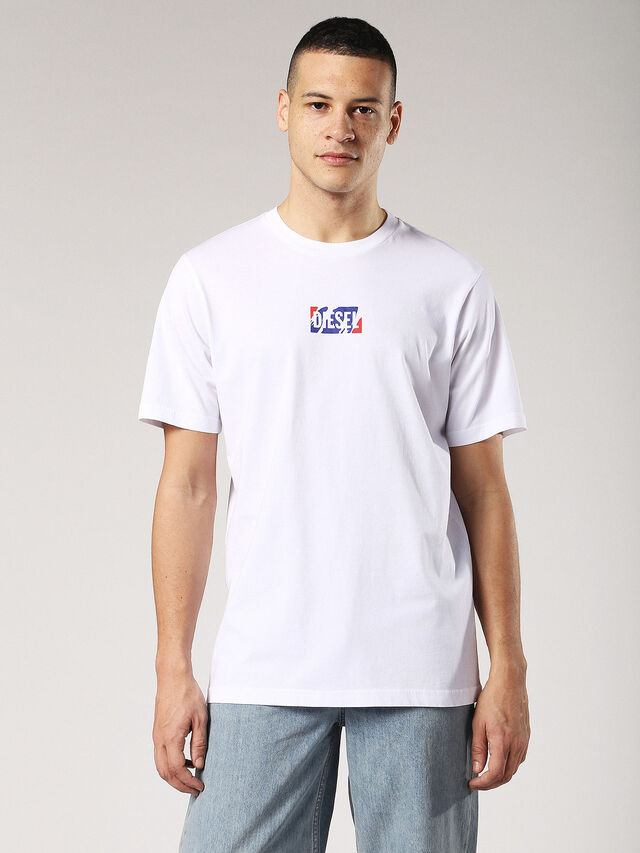 T-JUST-ZC, Blanc