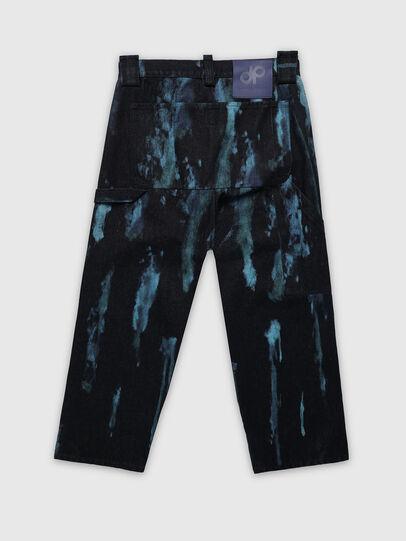 Diesel - PR-PT03A, Bleu Foncé - Pantalons - Image 2