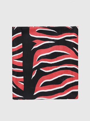 SLUCAS, Noir/Rouge - Écharpes