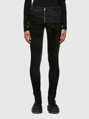 Slandy 069TC, Noir/Gris foncé - Jeans