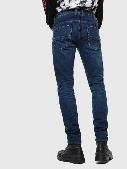 Diesel - Thommer 0095T, Bleu Foncé - Jeans - Image 2