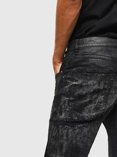 Diesel - D-Strukt 069KE, Noir/Gris foncé - Jeans - Image 3