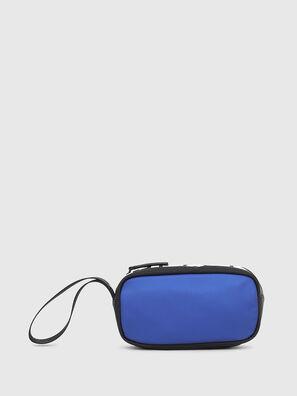 BOLD POUCH, Bleu/Noir - Sacs