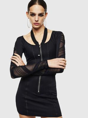 DECH, Noir - Robes