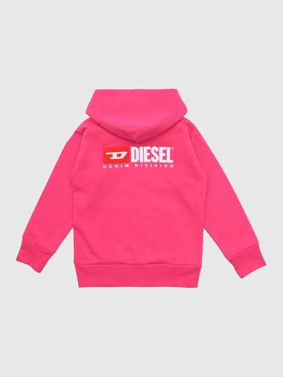 Diesel - SALBYZIP OVER, Rose - Pull Cotton - Image 2