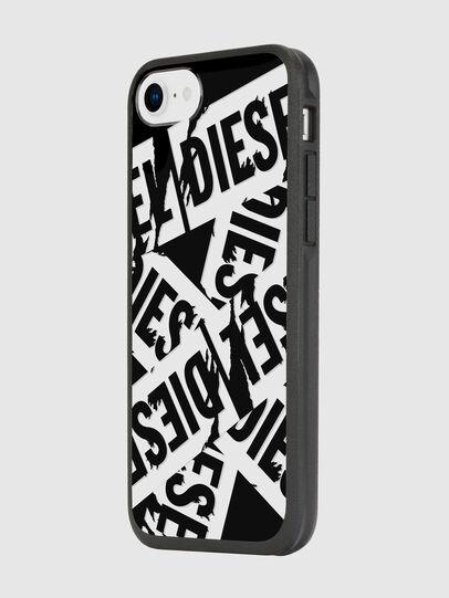 Diesel - MULTI TAPE BLACK/WHITE IPHONE 8/7/6S/6 CASE,  - Coques - Image 5