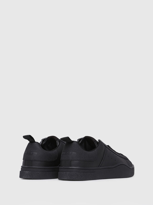Diesel - S-CLEVER LOW W, Noir - Baskets - Image 3
