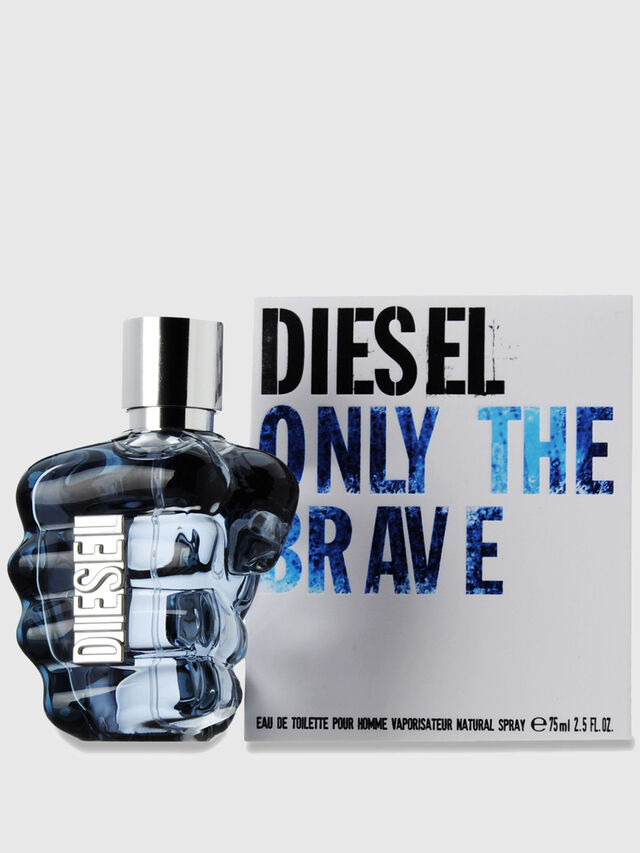 Diesel - ONLY THE BRAVE 75ML , Bleu Clair - Only The Brave - Image 1