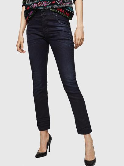 Diesel - Krailey JoggJeans 069IC, Bleu Foncé - Jeans - Image 1
